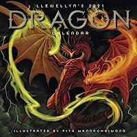 2021 Llewellyn Dragon Calendar