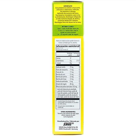 Salus Haus Alpenkraft Herbal Cough Syrup 8.5-Ounces: Amazon.ca ...