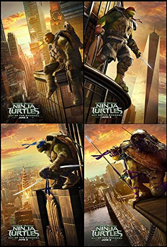 Teenage Mutant Ninja Turtles: Out of the Shadows - Authentic ...