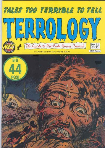 Tales Too Terrible to Tell Issue #11 -