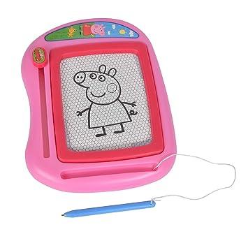 Simba 109262388 Peppa Pig - Pizarra magnética: Amazon.es: Juguetes ...