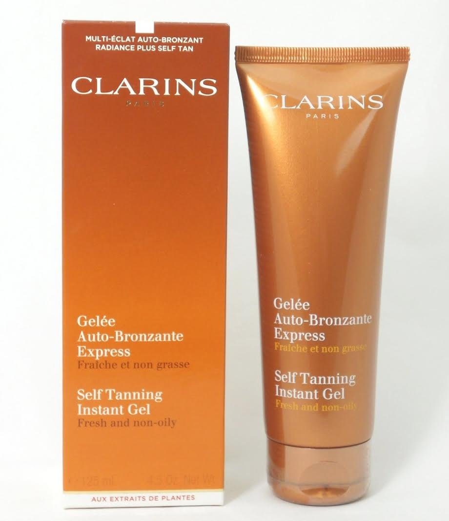 Clarins Self Tanning Instant Gel 125ml/4.2oz by Clarins