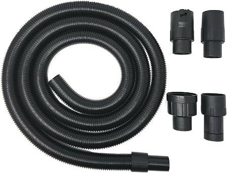 smallJUN 32Mm Tubo Flessibile prolunga Tubo prolunga Tubo Morbido per aspirapolvere Accessori Universale Strumento Domestico aspirapolvere Tubo Nero