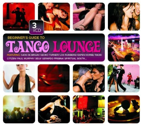 Price comparison product image Beginner's Guide to Tango Lounge