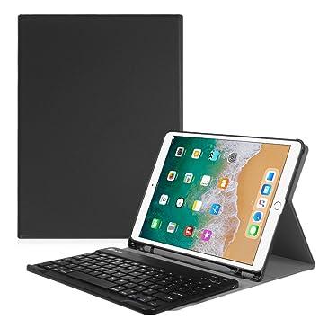 Fintie - Carcasa de protección con teclado para iPad Pro de ...