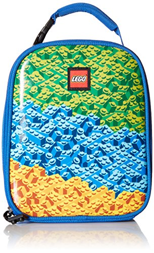 Lego Utensil - LEGO Kids Waterfall Lunch Backpack, Blue, One Size