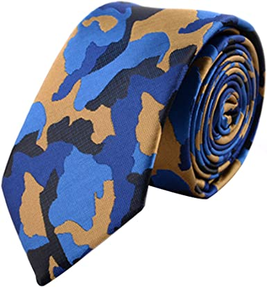 Mens Classic Skinny Tie New Fashion Woven Silk Necktie for Date Wedding Party Dress