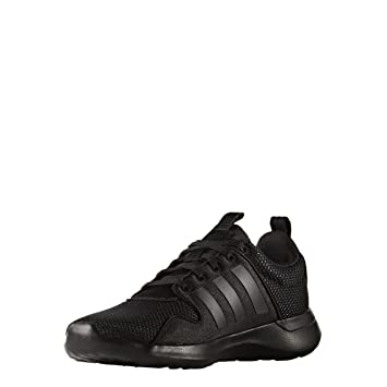 adidas cloudfoam lite racer w scarpe da donna, nero (negbas