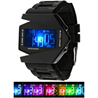 Kids Boys Girls Digital Watches,50M Waterproof Age 5-7 7-10 10-15 with Alarm Stopwatch Wristwatch Gift