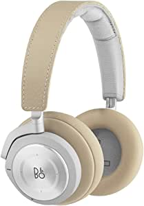 Bang & Olufsen Beoplay H9i Wireless Over-Ear Headphones, Bluetooth Advanced Active Noise Cancelling Headphones, Natural