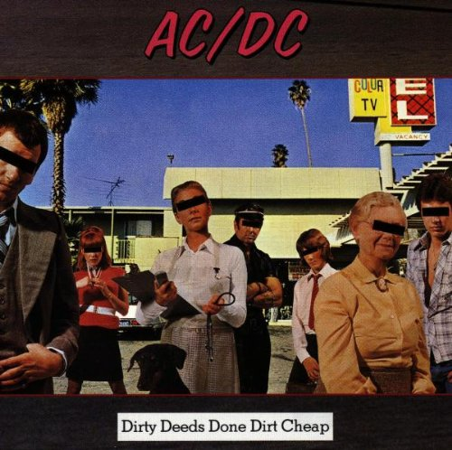 acdc dirty deeds  dirt cheap  reviews
