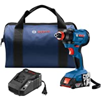 Lowes.com deals on Bosch Freak 18-Volt 1/4-in 1/2-in Cordless Impact Driver