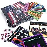 #2: The Beatles Collectible: US 1964 / 2014 Replica Concert Memorabilia 50th Anniversary Box Set