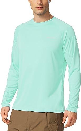 BALEAF Men's Long Sleeve Shirts