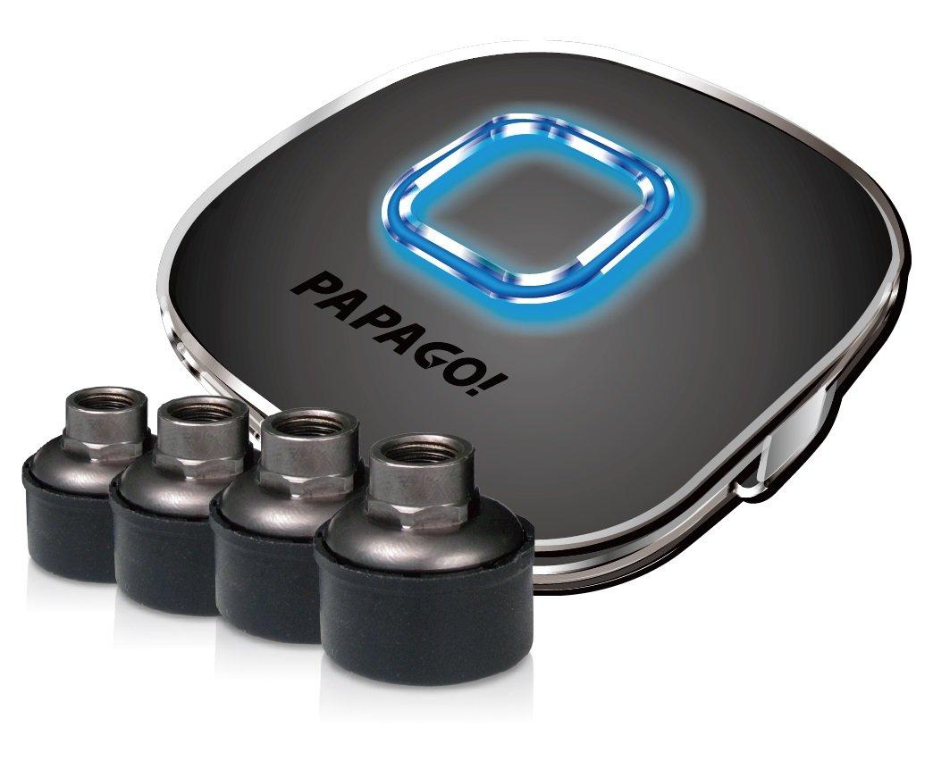 PAPAGO GSBT500-US GoSafe TPMS 500BT Bluetooth Tire Pressure Monitor System (Black)