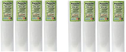 KEMFLO PP Spun Filter for Ro Purifiers - 8 Pieces
