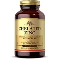 Solgar Chelated Zinc, 250 Tablets