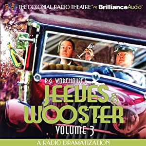 Jeeves and Wooster, Vol. 3 Radio/TV Program