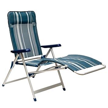 Camp 4 910124 Malaga 2 XXL - Reposapiés para silla plegable ...