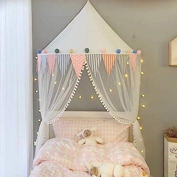 Baldacchino per letto con zanzariera per bambino tenda per letto ...