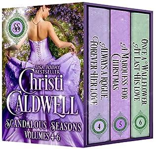 book cover of Scandalous Seasons: Volume 4-6