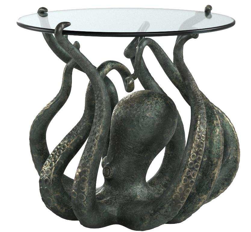Spi Octopus End Table Amazon Co Uk Kitchen Home