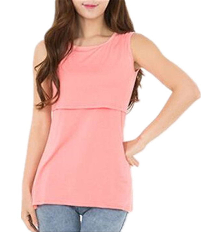 best Tayaho Ropa de Maternidad Mujer Camisetas de Maternidad ...