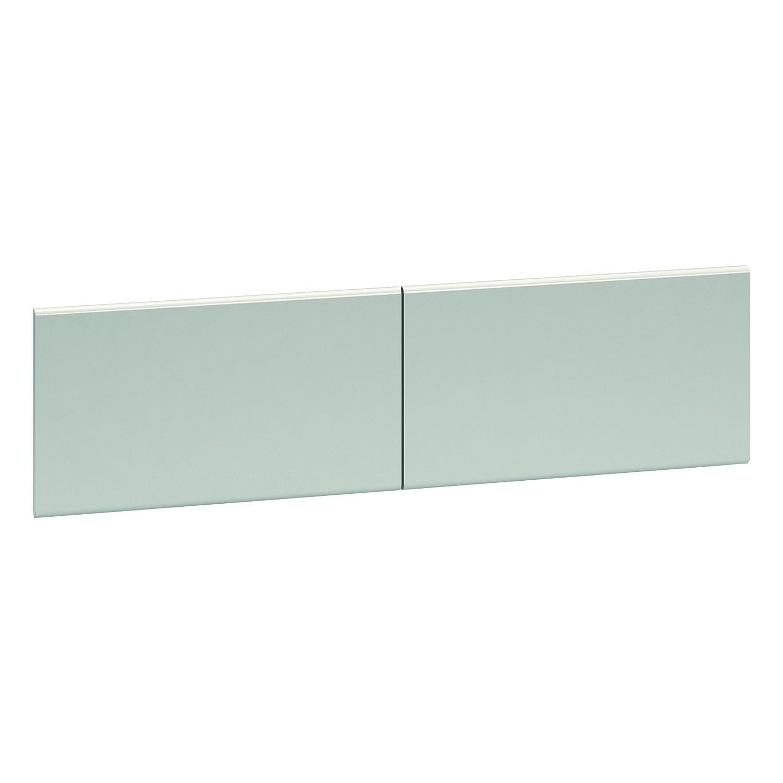 "Amazon.com: HON 384815LL 38000 Series Hutch Flipper Doors For 48"" w Open  Shelf, 48w x 15h, Putty: Kitchen & Dining"