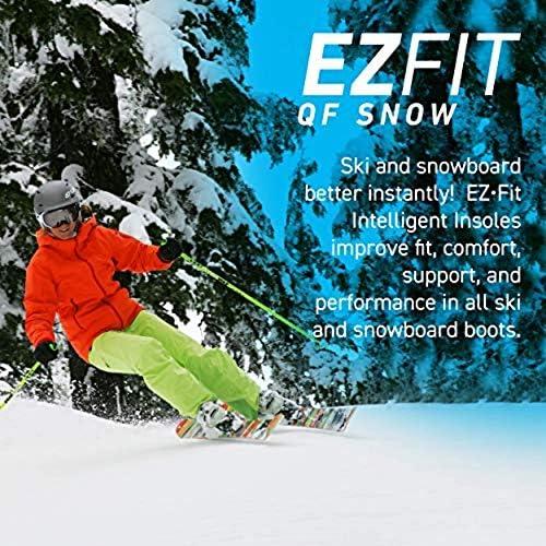 Masterfit EZ Fit QF Regular Volume Insoles
