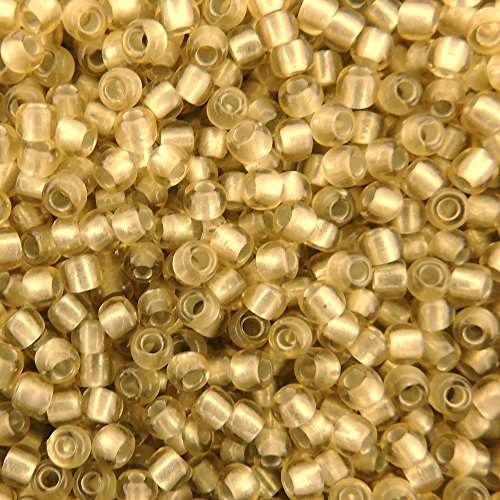 TOHO Seed Beads Round Rocaille Size 11/0, 27 Grams, 6
