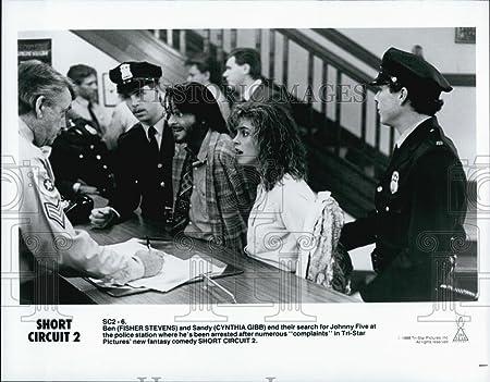1988 press photo \