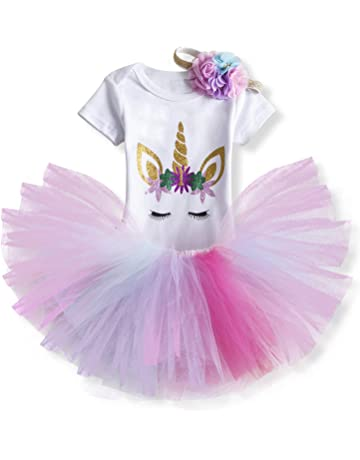 GIRLS ROSE GOLD TUTU DRESS CHRISTMAS OUTFIT SET PARTY CLOTHING WINTER UK SELLER
