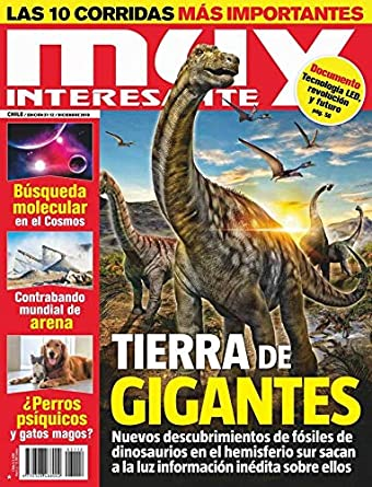 Muy Interesante - Chile December 1, 2018 issue