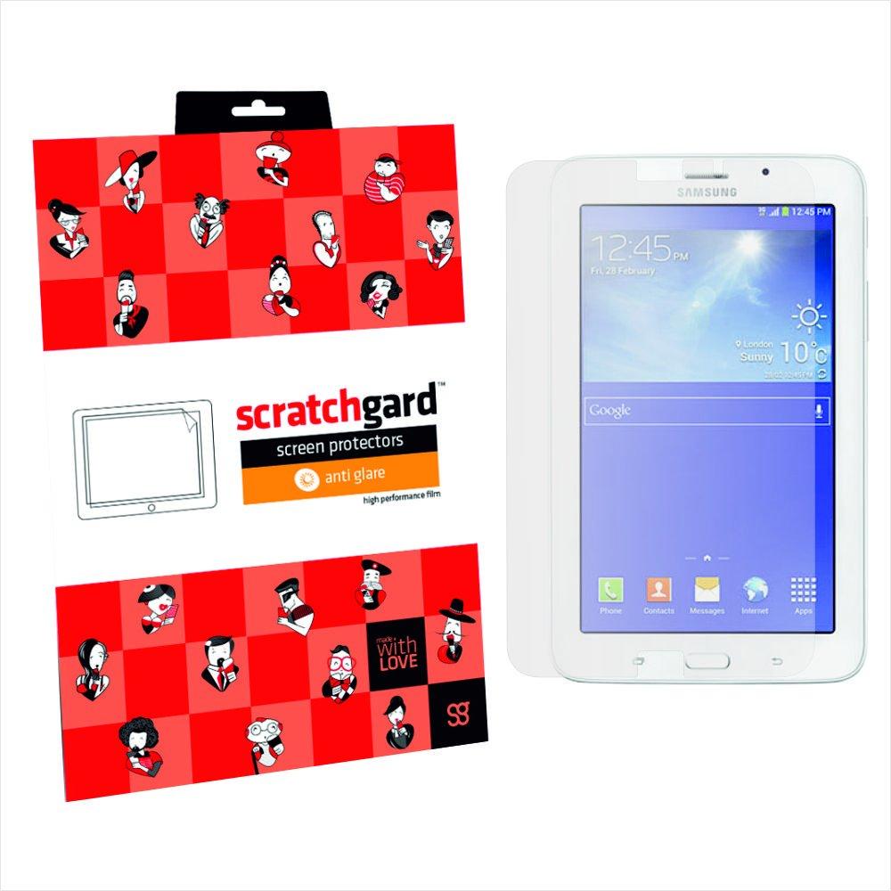 Scratchgard Anti Glare Screen Protector For Samsung Galaxy Tab 3 V Electronics