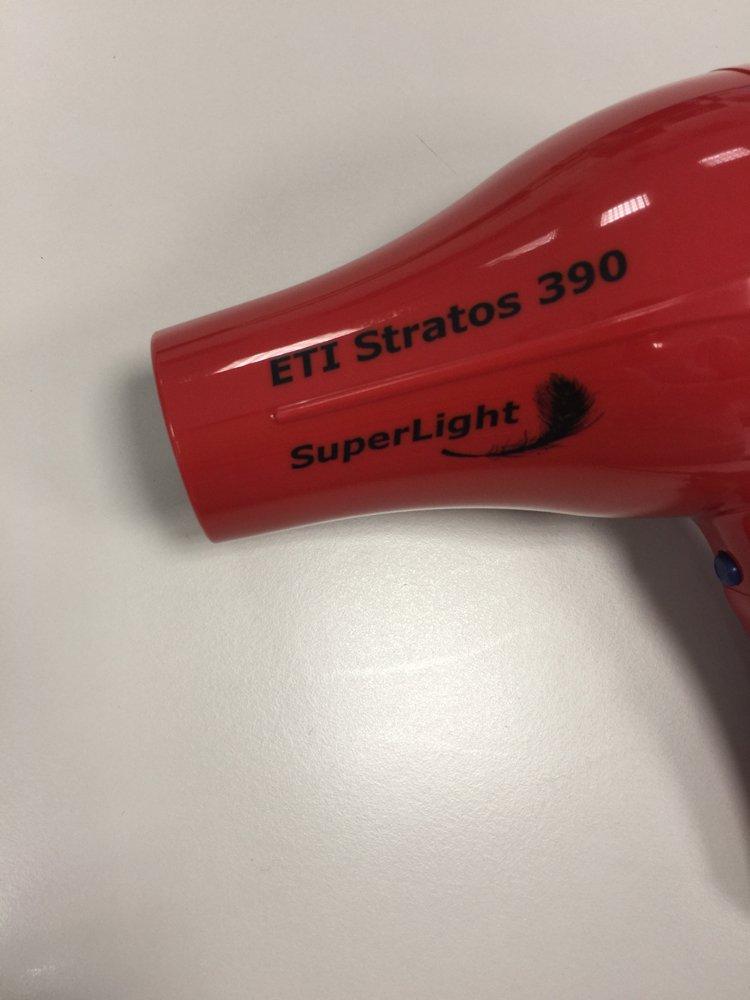 ETI - Stratos 390 SuperLight Secador de pelo, 2200 W: Amazon.es: Salud y cuidado personal
