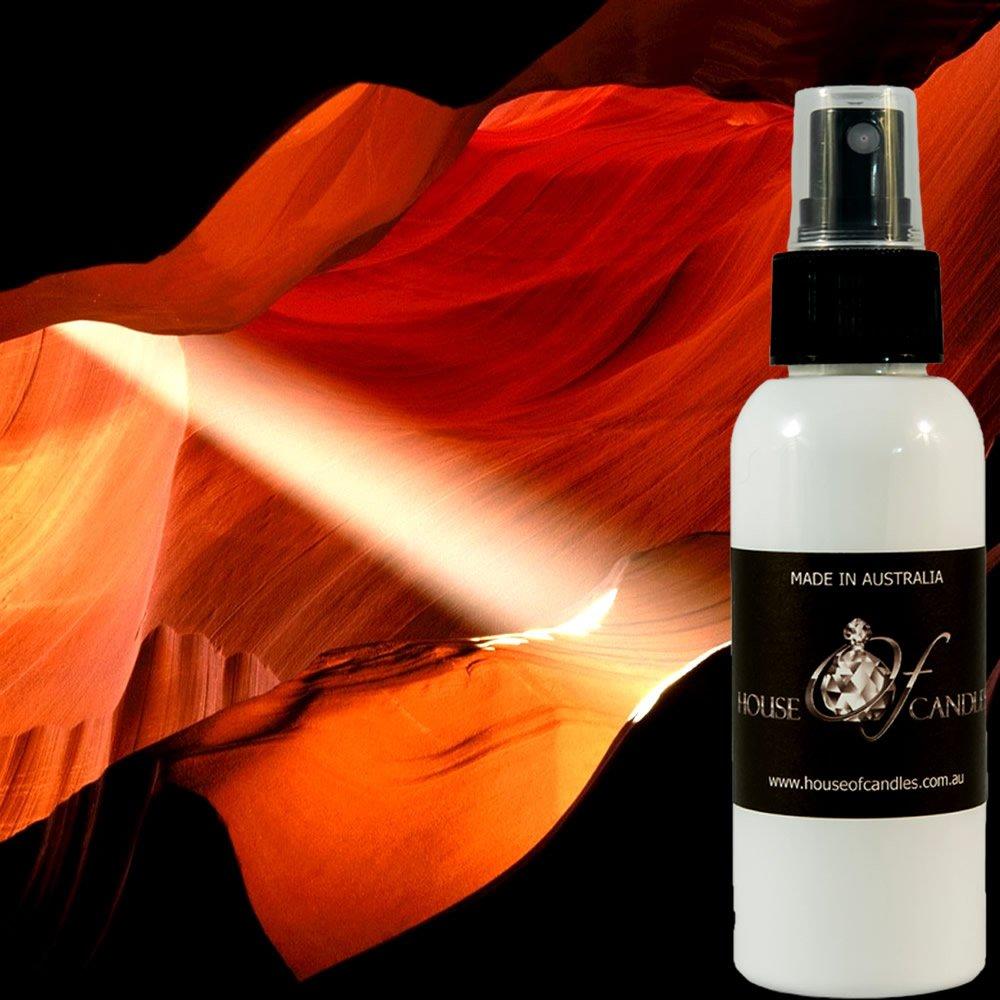 Egyptian Sandalwood Perfume Body Spray Deodorant Mist XSTRONG 50ml/1.7oz VEGAN & CRUELTY FREE House Of Candles