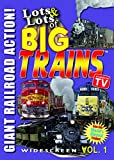 Lots and Lots of Big Trains - Giant Railroads in Action!