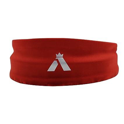 06ac6e91fbcf Amazon.com   Azimeng Men Headbands Sweatband Best for Sports ...