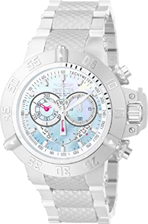 6ef7d6315 Image Unavailable. Image not available for. Color: Invicta Men's 4568 Subaqua  Noma III Collection Chronograph Watch