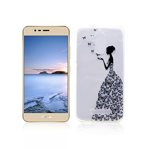 2 opinioni per Cover ASUS ZenFone 3 Max ZC520TL Custodia TPU Silicone OuDu Cover ASUS ZenFone 3