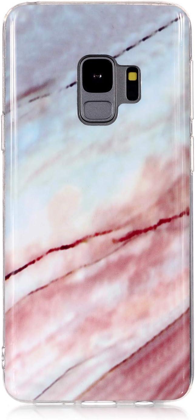Housse Gel Silicone Anti-Choc Anti-Rayures Souple Coque de Protection pour Samsung Galaxy S9 LOYHU230596#8 Lomogo Coque Samsung Galaxy S9