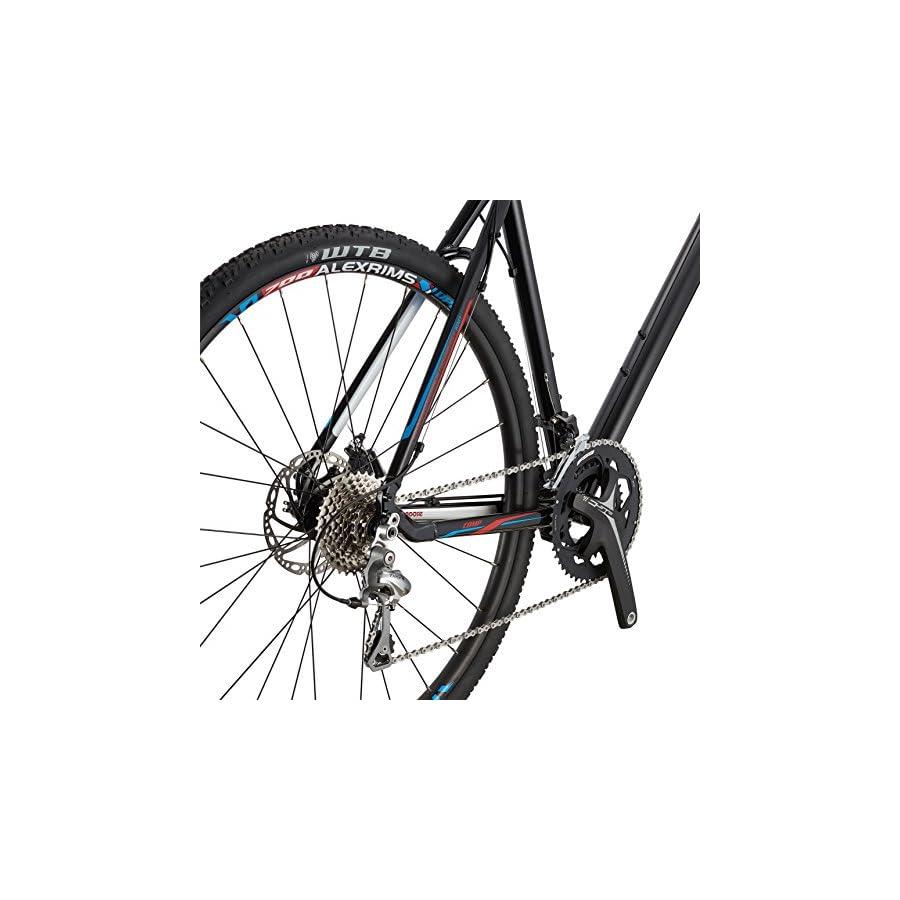 Mongoose Selous Comp Gravel Road Bike with 700cm Wheel