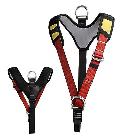 Arnés de Escalada Seguridad Protección contra Caídas Cinturones de ...
