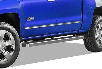 Cr-V 2012-On High Flyer Stainless Steel Aluminium Side Steps Bars Running Boards