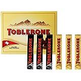 Toblerone三角 瑞士进口巧克力 瑞士三角巧克力 休闲零食 糖果 (600g礼盒装)