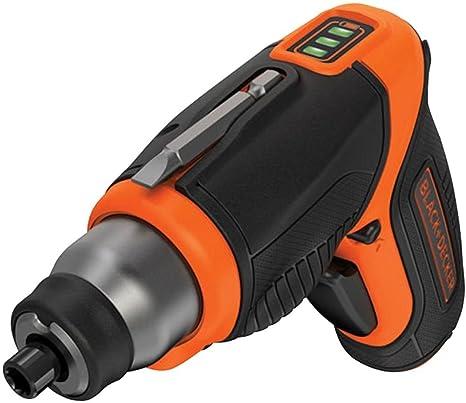Black & Decker - 3,6 V Li-ion destornillador nuevo: Amazon ...