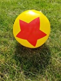 L LIFETIME Wonder Women Favor Beach Balls -12 Pack Birthday Party Circus Theme for Kids Adults Gift Girls Boys Superhero Red Star Goodie Bag Filler Summer Pool Inflatable Indoor Outdoor Fun