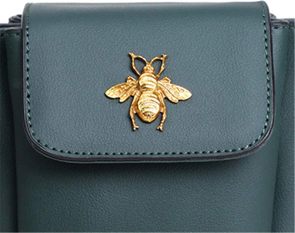 JUND Damen Kette Ledertasche Mode Biene Dekoration Umhängetasche Umhängetasche Umhängetasche Lässig Beutel Messenger Bag B07JVN6VY6 Umhngetaschen Ausgezeichneter Wert a9f38a