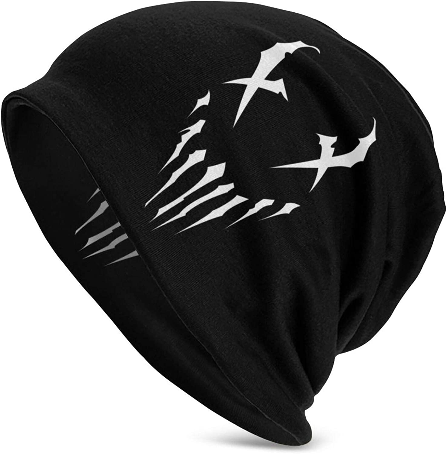 XMmanmz Adult Men Womens Knit Hat Unisex Warm Winter Beanie Mushroomhead Logo Hats