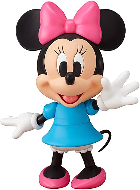 "Disney ~ Mickey Mouse ~ #1010a 4/"" Nendoroid Figure Good Smile 2019"